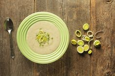Leek and potato soup is popular with all ages and this is a great slow cooker staple.