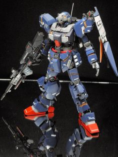 "Custom Build: HGUC 1/144 Jesta ""Destroy Mode"" - Gundam Kits Collection News and Reviews"