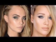 My Cara Delevingne Makeup Tutorial. http://www.lisaeldridge.com/video/25922/cara-delevingne-makeup-look #LisaEldridge #Makeup #CaraDelevingne #Beauty