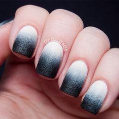 "Nail Art - ""Sand"" Gradient"