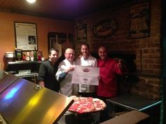 Pizza School of NY Grads! #pizzaschool #goodfellas #hylan #statenisland #newyork