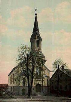 Baptist Church Amesbury MA