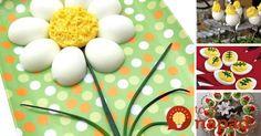 23 kreatívnych nápadov na jednohubky z vajec