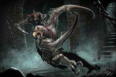 Hook Horror by BenWootten.deviantart.com on @deviantART