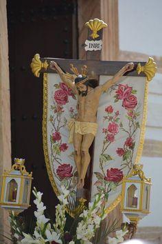 Cristo de la Humildad de #Alboloduy #Alpujarra #Almería #LaAlpujarra #ILoveAlpujarra