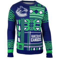 93ebfaddbcd 18 Best Ugly Hockey Christmas Sweaters images | Ugly christmas ...