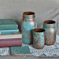 {CoPPeR-BLue PaTiNa}
