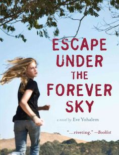 As a future conservation zoologist whose mother is the United States Ambassador to Ethiopia, thirteen-year-old Lucy uses her knowledge for survival when she is kidnapped and subsequently escapes.