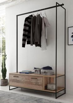 Furniture Haul Away Hotel Room Design, Bedroom Closet Design, Bedroom Decor, Iron Furniture, Home Decor Furniture, Furniture Design, Garderobe Modern Design, Steel Bed Design, Loft Design