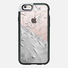 Platinum Rain (Transparent) - New Standard Case