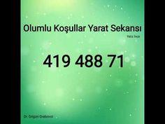 #hakanfatihkarakaş - YouTube Reiki, Healing Codes, Switch Words, Mind Games, Yoga, Spiritual Life, Karma, Chakra, Affirmations