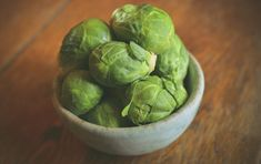 Raw Brussel Sprouts - Seasons in the South - Southern Sisters Home