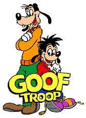 On this day in Disney history. (Sep Goof Troop Debuts in Syndication! Disney Art, Disney Pixar, Walt Disney, 90s Childhood, My Childhood Memories, Cartoon Toys, Cartoon Characters, Original Power Rangers, Goof Troop
