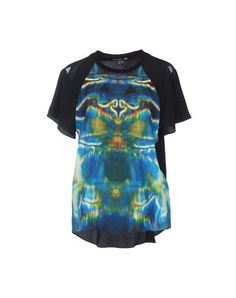 Theyskens' Theory printed tee (more Theyskens' here -- http://chicityfashion.com/theyskens-theory/)