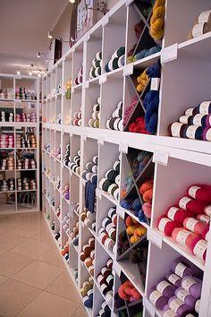Die Wollstation - Galerie