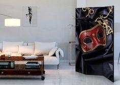 Raumteiler - NEU! DEKO PARAVENT / RAUMTEILER n-B-0020-z-b - ein Designerstück von design4art bei DaWanda