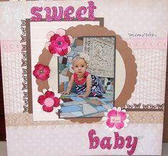 Sweet Baby - Scrapbook.com
