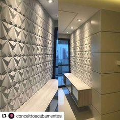 Mais uma obra com o Revestimento Solis aplicado amamos! #Repost @conceittoacabamentos with @repostapp  Projeto em parceria com a super talentosa @lilianealmeidaarquiteta Amamos o resultado!  @maskirevestimentos #AmamosMaski #osmelhoresaqui @conceittoacabamentos #revestimento #cimenticio #concreto #interiordesign #instadecor #interiores #design #decor #maski #luxo #projetoTOP #parede #walldecor #wall #painel #decoracao