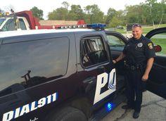 Officer Miller  Photo Credit: Mike De Sisti