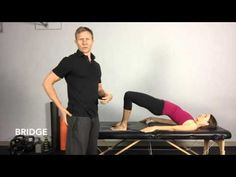 Exercise Routine to Fix Back Pain (with a Doctor of Physical Therapy) - YouTube