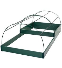 8 x 4' Two-Tier Raised Bed Gardening Kit with Canopy . $139.99. Double-skinned walls provide thermal insulation. Border for one or two-tier raised bed. Raised bed kit. No tools required. Boards lock together with ease. Made of maintenance-free, recycled plastic, our Raised Bed Kits have lightweight boards that lock together with ease - no tools required! - to form a sturdy border for your one- or two-tier raised bed. Double-skinned walls provide thermal insulation, which ...