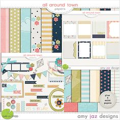 2012 May | THE DAILY DIGI:: Digital scrapbooking tutorials, reviews, and resources