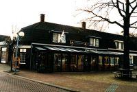 Postelstraat, Grand cafe Het Wapen : Zijkant.