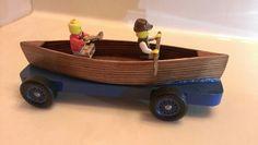 Canoe Pinewood Derby