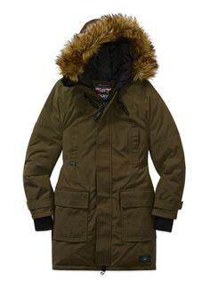 <b>So you don't have to wear a sleeping bag 'til March.</b>