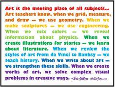 Art as a resource