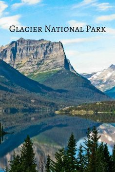 A beginner's guide to Glacier National Park | Bright blue glacial lakes, scenic drives, and more in America's Alps