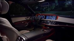 """2014 S-Class Commercial """"Control"""""""