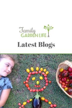 Family Garden Life is a platform of valuable resources to enrich your family life outside in your own garden. From value packed garden articles, garden activities to get the kids involved and delicious garden fresh recipes to enjoy what you have grown.