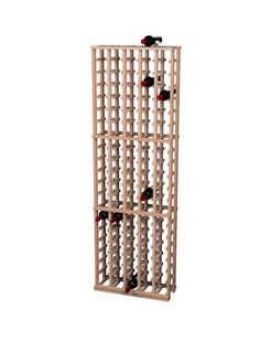 Wine Racks - Wine Cellar Innovations Traditional Premium Redwood 5 Column Wine Rack Unstained * Be sure to check out this awesome product.