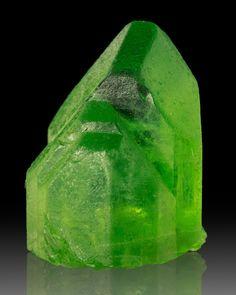 Peridot - Pakistan via Bijoux et Mineraux