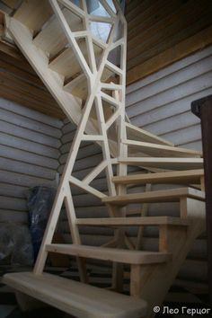 Few Breathtaking DIY Stairs Projects - In most of the houses stairs are just being used from taking you from one point to another. If your stairs do the same purpose only then you are missi. Stair Handrail, Stair Risers, Diy Stair, Modern Stairs, House Stairs, Stairway To Heaven, Staircase Design, Stairways, Architecture Details