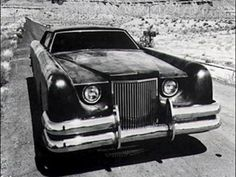 The Car – 1971 Lincoln by Barris. I used to want this car after seeing the movie.