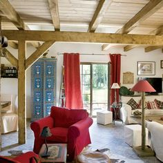 country vintage decor | ... Country Decor for Elegant Country Home Decorating in Brocante Vintage