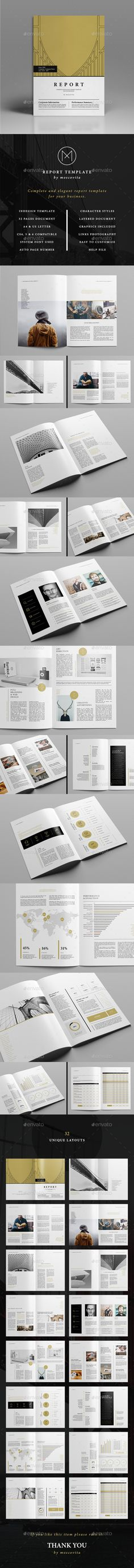 The Fashion Magazine Template Indesign Indd   Pages A
