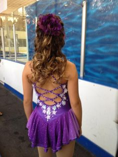 Beautiful custom back on dress by Freestyle Fashion. www.freestylefashions.com