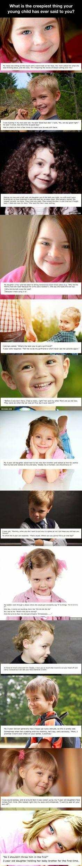Children are evil
