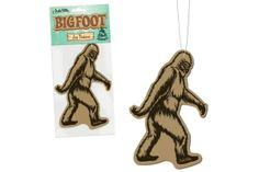 Bigfoot - Air Freshener $3