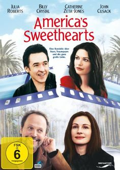 America's Sweethearts * IMDb Rating: 5,6 (36.746) * 2001 USA * Darsteller: Julia Roberts, Billy Crystal, Catherine Zeta-Jones,