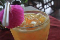 passionfruit refreshment  - Costa Rica