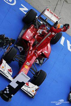 RACE WINNER FERNANDO ALONSO, FERRARI Lewis Hamilton, Malaysia 2012 2012 Formula 1 Malaysian Grand Prix.