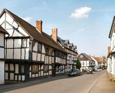 Weobley, Herefordshire - Picture of Weobley, Herefordshire ...