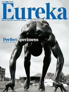 Eureka, Olympic cover