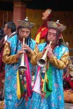 Bhutan's Paro Tshechu Festival