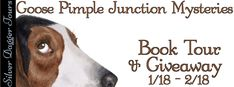Silver Dagger Book Tours - #Win Paperback or ebook #BookTour #Giveaway #BookBoost #Cozy #Mystery @authoramymetz http://www.silverdaggertours.com/sdsxx-tours/goose-pimple-junction-mysteries-book-tour-and-giveaway