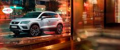 Get ready to be the one who chooses the name of a car. After revealing its Ateca SUV, Seat has built a new SUV and is asking the public to choose its name. White Dining Room Chairs, Scandinavian Dining Chairs, Short Stools, Childrens Rocking Chairs, Upholstered Swivel Chairs, 3d Printer Projects, Online Cars, Cheap Cars, Used Cars